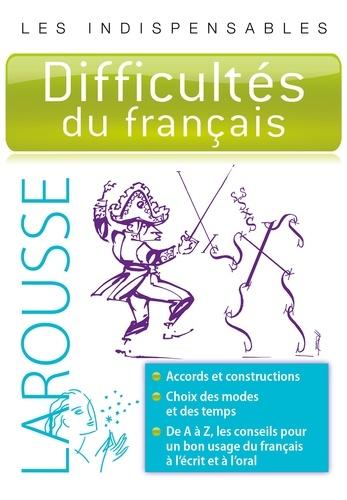 Difficultés du français - Poche