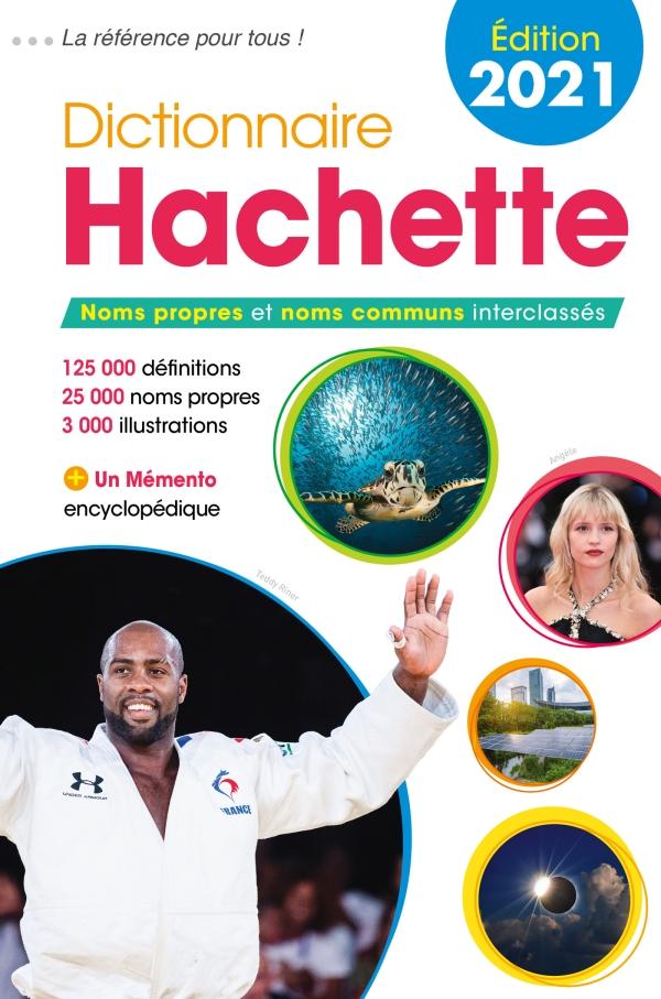 DICTIONNAIRE HACHETTE 2021