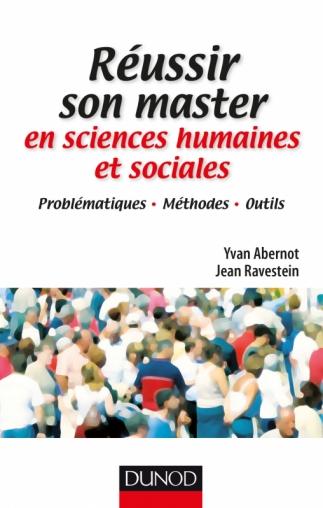 Réussir son master en sciences humaines et sociales