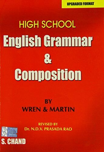 High School English Grammar and Composition