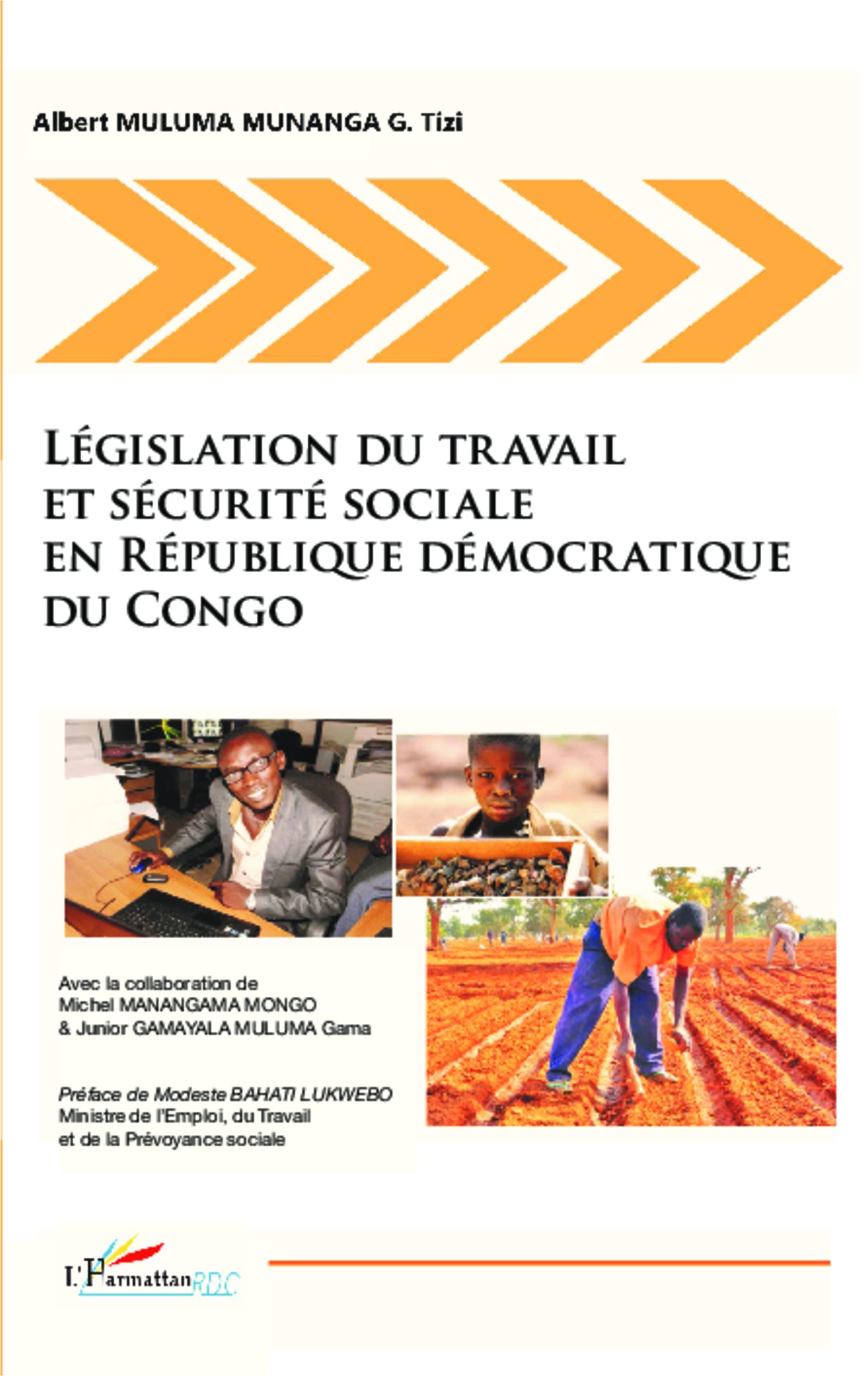Législation du travail et sécurité sociale en République démocratique du Congo