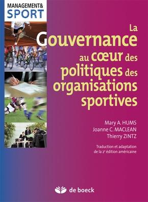 La gouvernance au coeur des politiques des organisations sportives